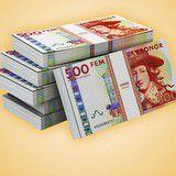 Vinn ett presentkort på 30.000 kr