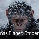 Vinn filmen Apornas Planet Striden på blu-ray