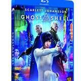 Vinn filmen Ghost in the Shell på blu-ray