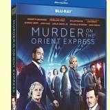 Vinn filmen Mordet på Orientexpressen på Blu-Ray