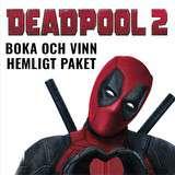 Vinn filmprylar från Deadpool 2