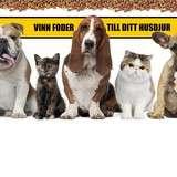 Vinn foder till ditt husdjur