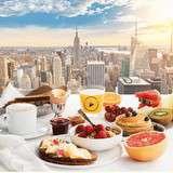 Vinn frukost med utsikt