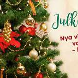 Vinn i Vi i Villa julkalender