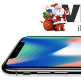 Vinn iPhone X i julklapp