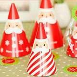 Vinn julkort, julpynt och julpyssel