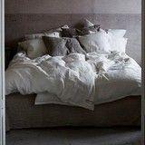Vinn lyxiga sänglinnen