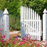 Vinn nytt staket till trädgården